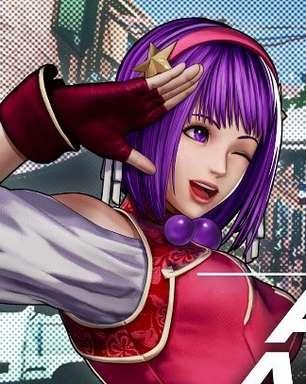 Athena é nova lutadora de The King of Fighters XV
