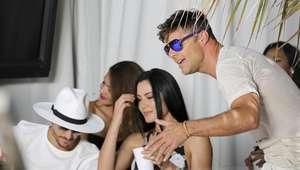 Escucha cómo suena el dúo de Ricky Martin y Maluma