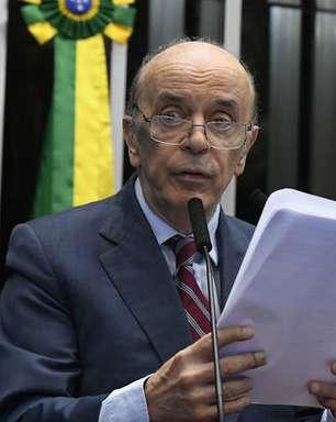 José Serra é internado após pegar covid-19