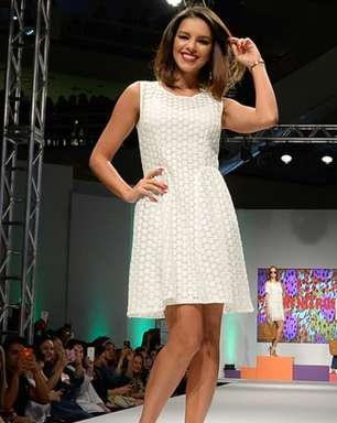 Mariana Rios diz que compra no Brás e adora vestido de R$ 15