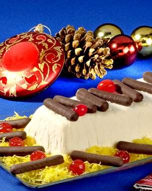Cassata natalina