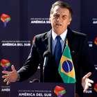 """""""Ouço qualquer ministro, até a Damares"""", diz Bolsonaro"""