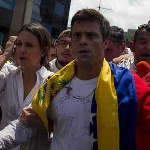 Opositor venezolano Leopoldo López es considerado culpable