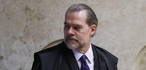Toffoli anula decisão que dava acesso a dados de 600 mil ...