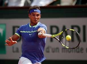 Nadal tem atuação soberana e vai às oitavas em Roland Garros