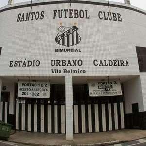 Em crise, Santos 'fecha' a Vila e dispensa funcionários
