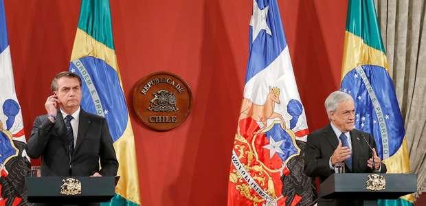 Brasil dispensa apoio do Chile a busca de vaga do CS da ONU