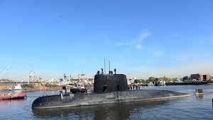 Marinha Argentina confirma que submarino sofreu implosão