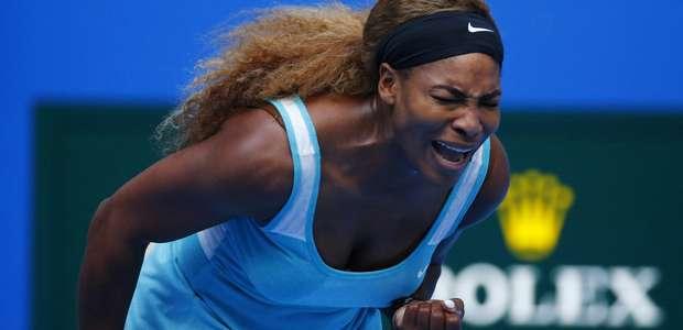 Serena Williams se retira del torneo de Pekín por lesión
