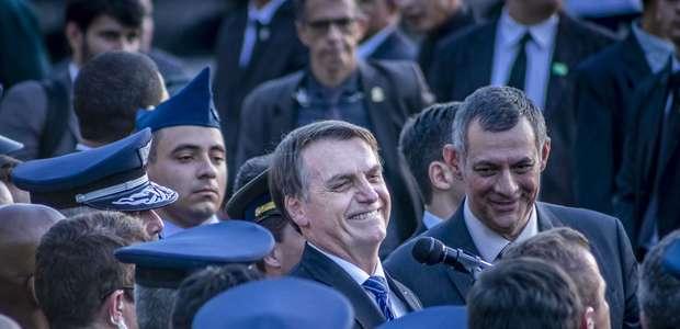 """""""Lá na frente, todos votarão (em mim)"""", diz Bolsonaro"""