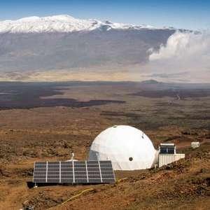Equipe da Nasa viverá isolada para simular vida em Marte