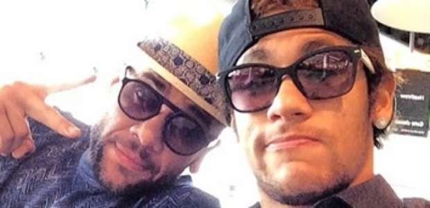 'Parças': confira cinco semelhanças entre Hamilton e Neymar