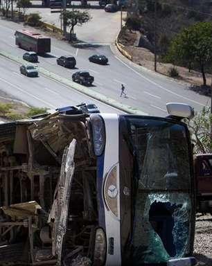 Jogador do Huracán relata momentos de pânico em acidente