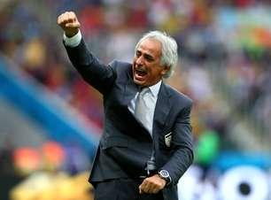 Técnico cobra descrença da imprensa argelina na seleção