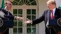 Trump promete apoio à entrada do Brasil na OCDE