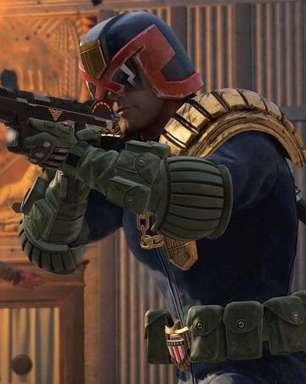 Juiz Dredd chega ao Call of Duty: Warzone