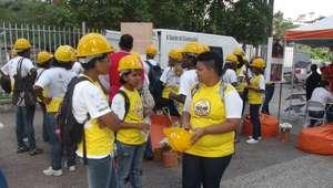vc repórter: ação no Rio ensina mulheres a trabalhar na ...