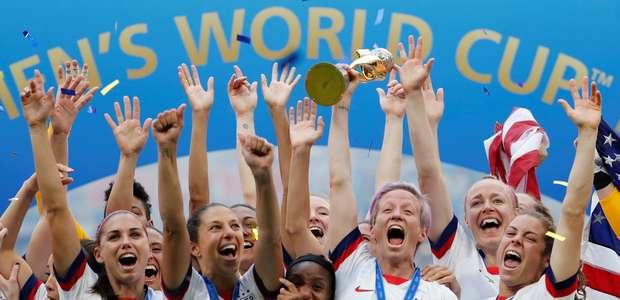 Copa do Mundo Feminina vai ter 32 seleções a partir de 2023