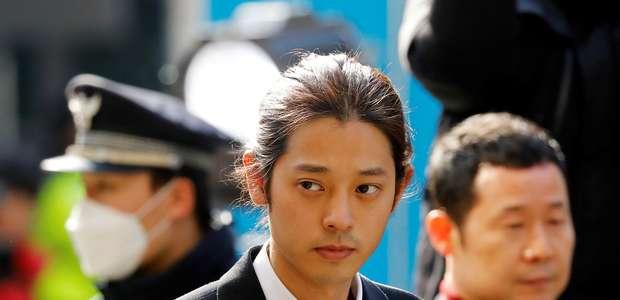 Cantor de K-pop, Jung Joon-young é preso após crime sexual