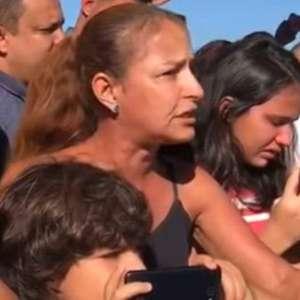 """Professora que pediu militares nas ruas: """"Estou desesperada"""""""