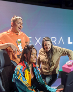 Yarley e MC Rebecca: conheça os participantes do Extra Life