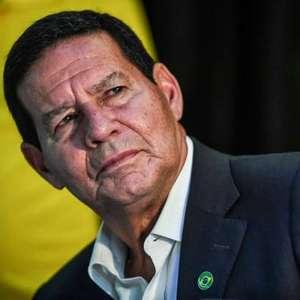 Mourão e Ramos se irritam com ataques de bolsonaristas