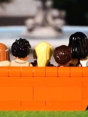 """Lego anuncia coleção com personagens da série """"Friends"""""""