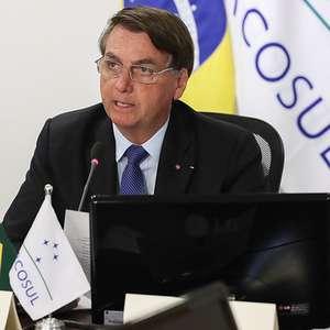 "Bolsonaro promete ""desfazer opiniões distorcidas"" do Brasil"