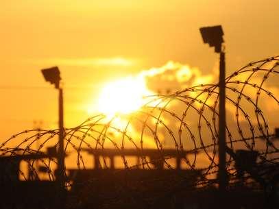 """Con la """"desesperación como telón de fondo"""", la mayoría de los 166 reos que viven en el campamento 6 --es decir unos 130 detenidos-- se unieron a la huelga de hambre. Foto: AFP / AFP"""