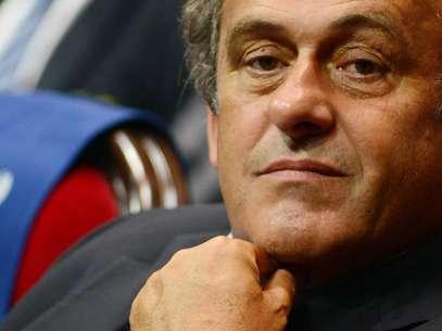 Presidente da Uefa quer mais africanos e asiáticos na Copa Foto: Jean Pierre Amet / Reuters