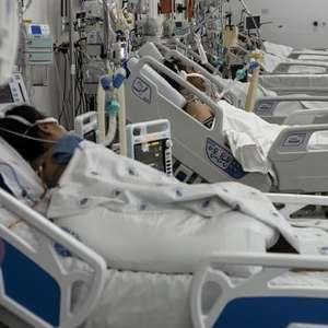 Brasil teria seis vezes mais infectados que o notificado