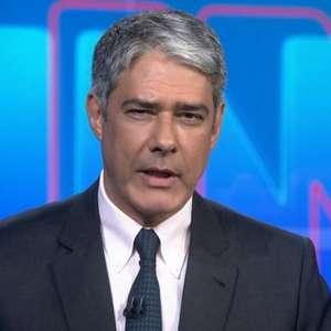 Em nome da Globo, Bonner fala de suspensão de Regina Duarte