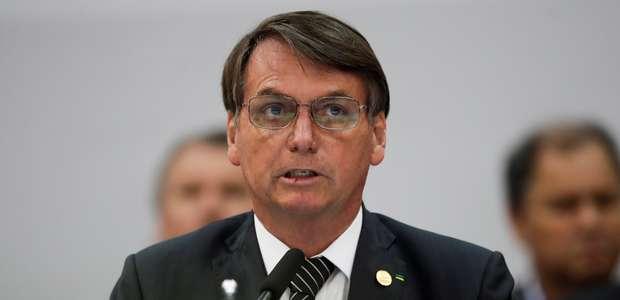 """Bolsonaro ataca cúpula do clima da ONU: """"Jogo comercial"""""""