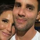 Marido de Ivete culpa cozinheira por família pegar covid