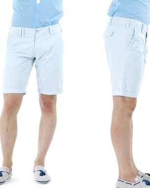 Crie o look de trabalho ideal com bermuda masculina; aprenda