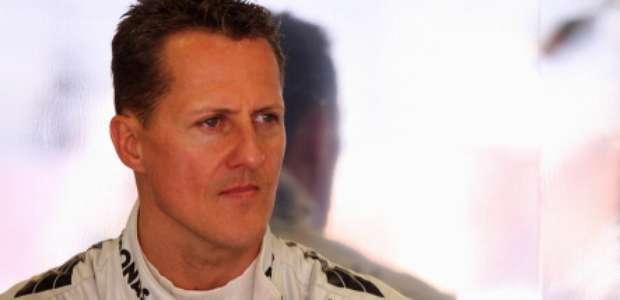 Família decide transferir Schumacher para mansão na Espanha