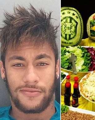 Comida de craque: veja os pratos dos jogadores da Seleção