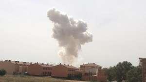 La explosión en la pirotécnica Garrapinillos deja 3 muertos