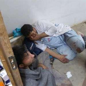 Vídeo mostra destruição de hospital atingido no Afeganistão