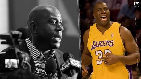 """Magic"" Johnson le pondrá magia a los Lakers"