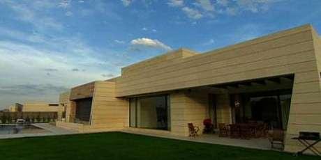 Cristiano Ronaldo vive en esta mansión de La Finca diseñada por Joaquín Torres.