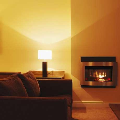 Iluminación cálida y puntual para lugares esfecíficos de la casa