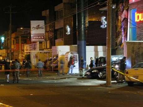 Ataque a Bar en Jalisco