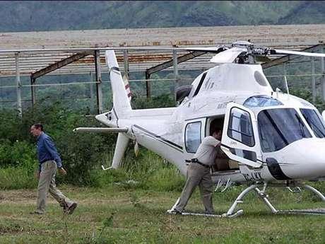El Gobernador Zeferino Torreblanca ha usado la aeronave en sus giras.