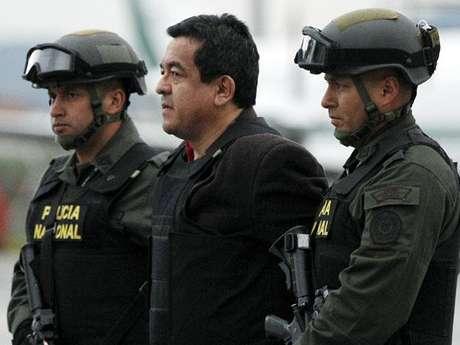 El dominio anterior (www.anncol.eu) sigue fuera de servicio desde la captura en Venezuela, el pasado abril, del presunto editor de Anncol, Joaquín Pérez Becerra, alias Alberto Martínez.