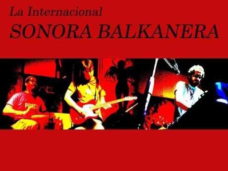 La Internacional Sonora Balkanera.