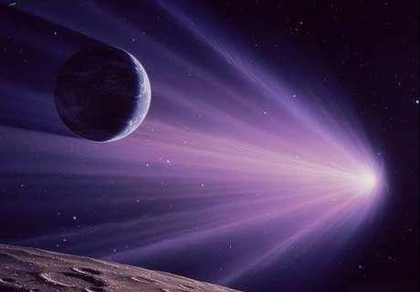 """El astrónomo ruso, Leonid Elenin, del Instituto de Matemáticas Aplicadas """"Keldish"""", descubrió el 10 de diciembre del 2010, cerca a Júpiter (más extactamente entre Marte y Jupiter), un nuevo cometa, el C/2010 X1 (Elenin)"""
