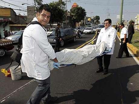 El delincuente muerto fue identificado como Luis Fernando Juárez Morales.