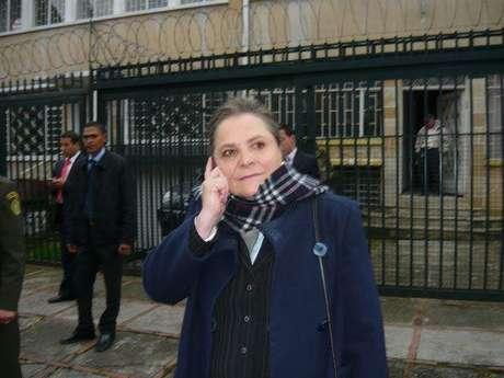 La presidenta del Polo, Clara López, le había pedido celeridad al presidente Santos a lahora de designar alcalde encargado de Bogotá.