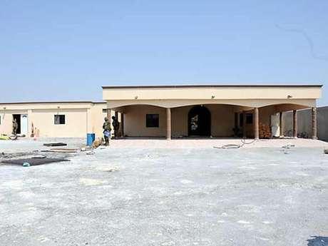 La Marina detuvo a seis hombres en un rancho utilizado por Los Zetas.